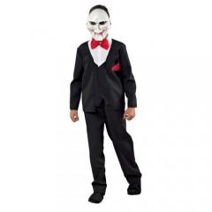 Saw στολή με μάσκα για αγόρια