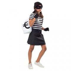 Κλέφτης αποκριάτικη στολή για κορίτσια
