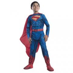 Superman στολή Σούπερ ήρωα για αγόρια