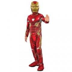 Iron Man στολή Σούπερ ήρωα για αγόρια