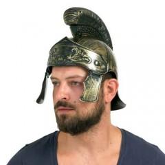 Καπέλο Περικεφαλαία Ρωμαίου Πολεμιστή χρυσή
