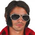 Γυαλιά elvis ροκ σταρ σε δύο χρώματα