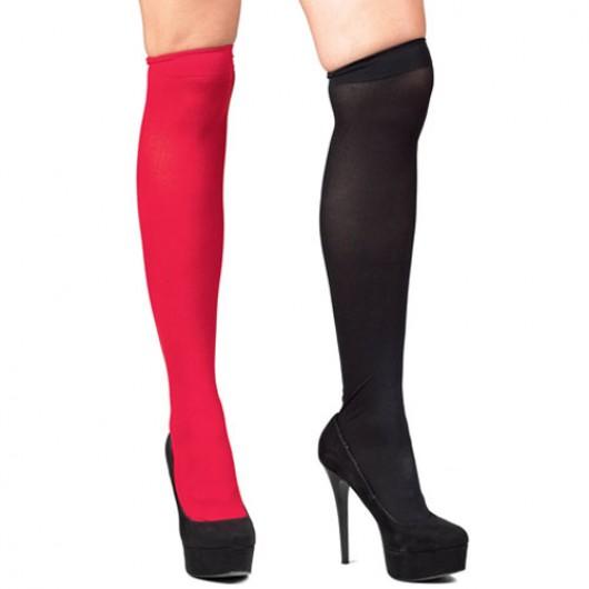 Κάλτσες μαύρη και κόκκινη f0525b54aa9
