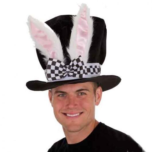 Καπέλο ημίψηλο Αλίκης με αυτιά