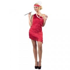 Τσάρλεστον κόκκινη στολή ενηλίκων