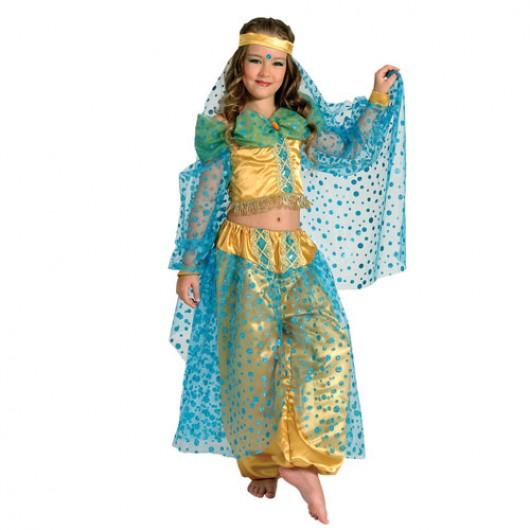 d9234456ace Χανούμισσα αποκριάτικη στολή για κορίτσια
