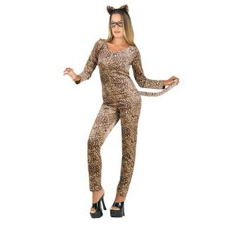 Γάτα καφέ ολόσωμη στολή για γυναίκες 2bf2cc6cfd9