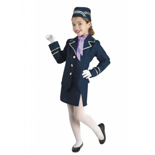 Στολή Αεροσυνοδός  για κορίτσια
