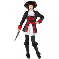 Black Pearl γυναικεία στολή πειρατίνας