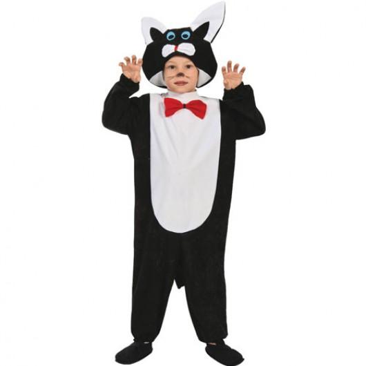 Γατούλης αποκριάτικη στολή για μικρά παιδιά