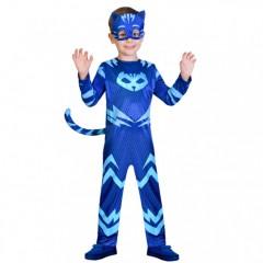 Μπλε Τερατάκι Catboy αποκριάτικη στολή