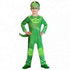 Πράσινο Τερατάκι Geko Good αποκριάτικη στολή