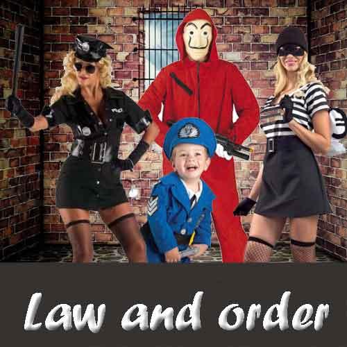 Στολές για Κλέφτες και Αστυνόμους