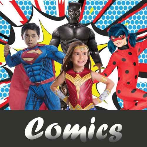 Στολές Comics