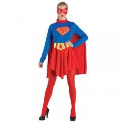 Superwoman στολή ενηλίκων