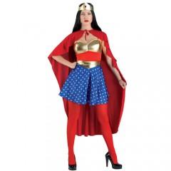 Wonder Woman στολή ενηλίκων