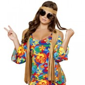 Hippie Life αποκριάτικα αξεσουάρ