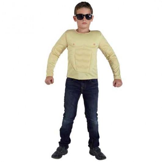 Σωματαράς στολή μπλούζα stuffed