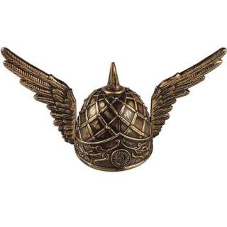Καπέλο Αρχαίου θεού Ερμή με φτερά
