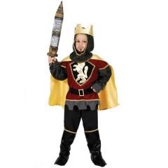 Βασιλιάς αποκριάτικη στολή για αγόρια