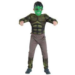 Πράσινο Τέρας στολή για αγόρια