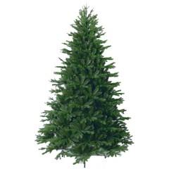 Δέντρο Detroit ύψος 240cm με με ανάμικτο plastic φύλλωμα