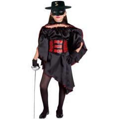 Bandita στολή Ζορό για Κορίτσια