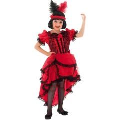 Χορεύτρια Variete στολή για κορίτσια