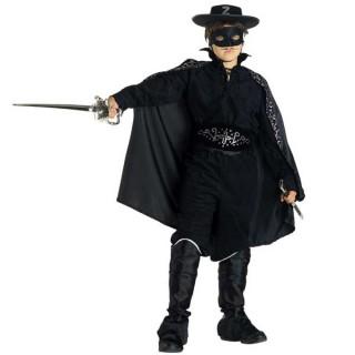 Don Diego στολή για αγόρια ο μασκοφόρος Ζορό Εκδικητής