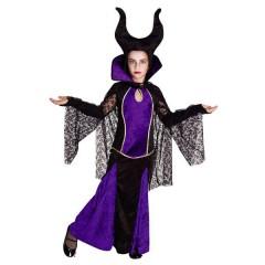 Maleficent στολή για κορίτσια η Κακιά Βασίλισσα Μάγισσα