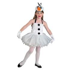Ολάφ το κορίτσι χορεύτρια του χιονιού