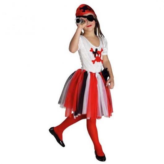 Πειρατίνα Μπαλαρίνα στολή για κορίτσια