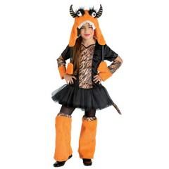 Sweet Tiger στολή για κορίτσια η γλυκεία Τίγρης Τερατάκι