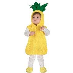 Ανανάς στολή φρουτάκι για μωράκια αγκαλιάς