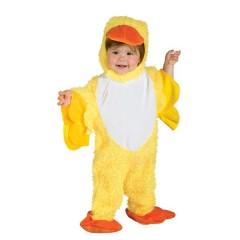 Παπάκι στολή για μικρά παιδιά