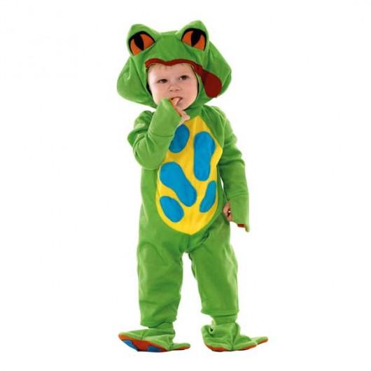 Βατραχάκι στολή για μικρά παιδιά