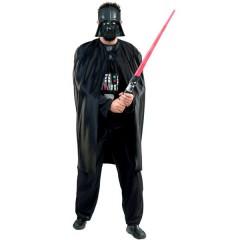 Darth Vader Ενηλίκων στολή Star Wars o Μαύρος Μαχητής
