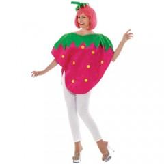 Φράουλα στολή για ενήλικες
