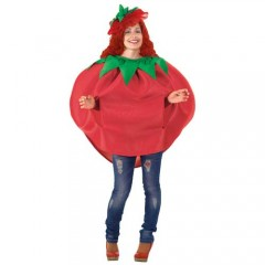 Ντομάτα αστεία στολή ενηλίκων