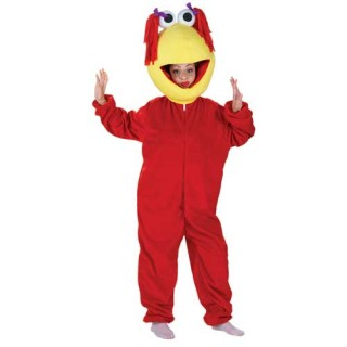 Muppet show Girl στολή πουλί για ενήλικες b327050a8a9
