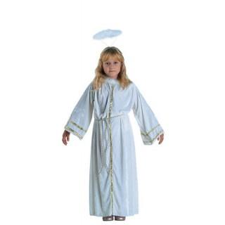 Παιδική στολή Αγγελάκι Με Φωτοστέφανο