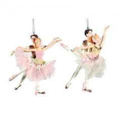 Ζευγάρια χορευτές μπαλέτου