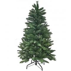 Δέντρο Χριστουγεννιάτικο Avon 120cm πράσινο χρώμα