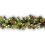Γιρλάντες Χριστουγεννιάτικες