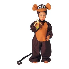 Μαϊμού στολή για μικρά παιδιά