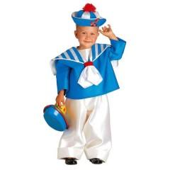 Μικρό Ναυτάκι με μπερέ στολή αγόρια