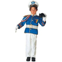Ναύαρχος παιδική στολή για αγόρια