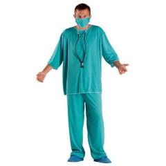 Χειρουργός στολή ενηλίκων