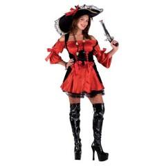 Πειρατίνα Κυρία στολή ενηλίκων