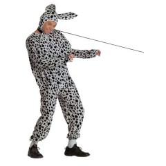 Σκύλος Δαλματίας στολή ενηλίκων